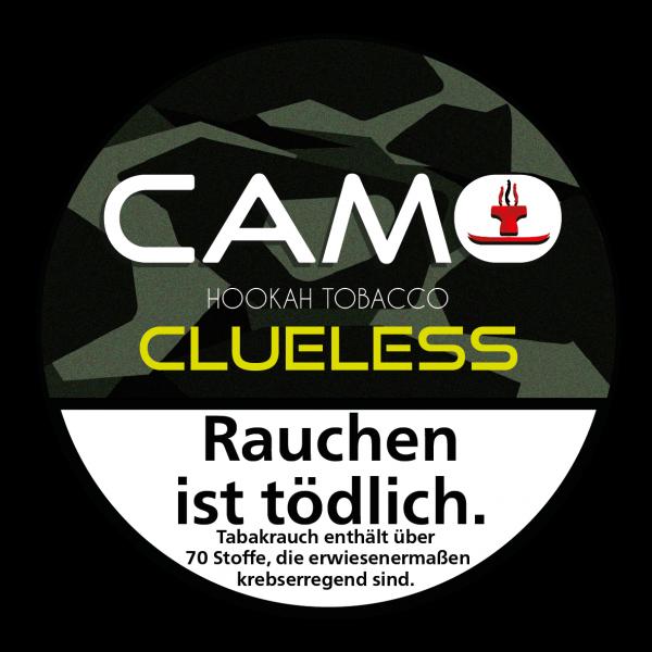 Clueless - Blaubeere, Kirsche, Ice 200g