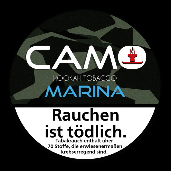 Marina - Traube, Blaubeere, Minze, Ice 200g